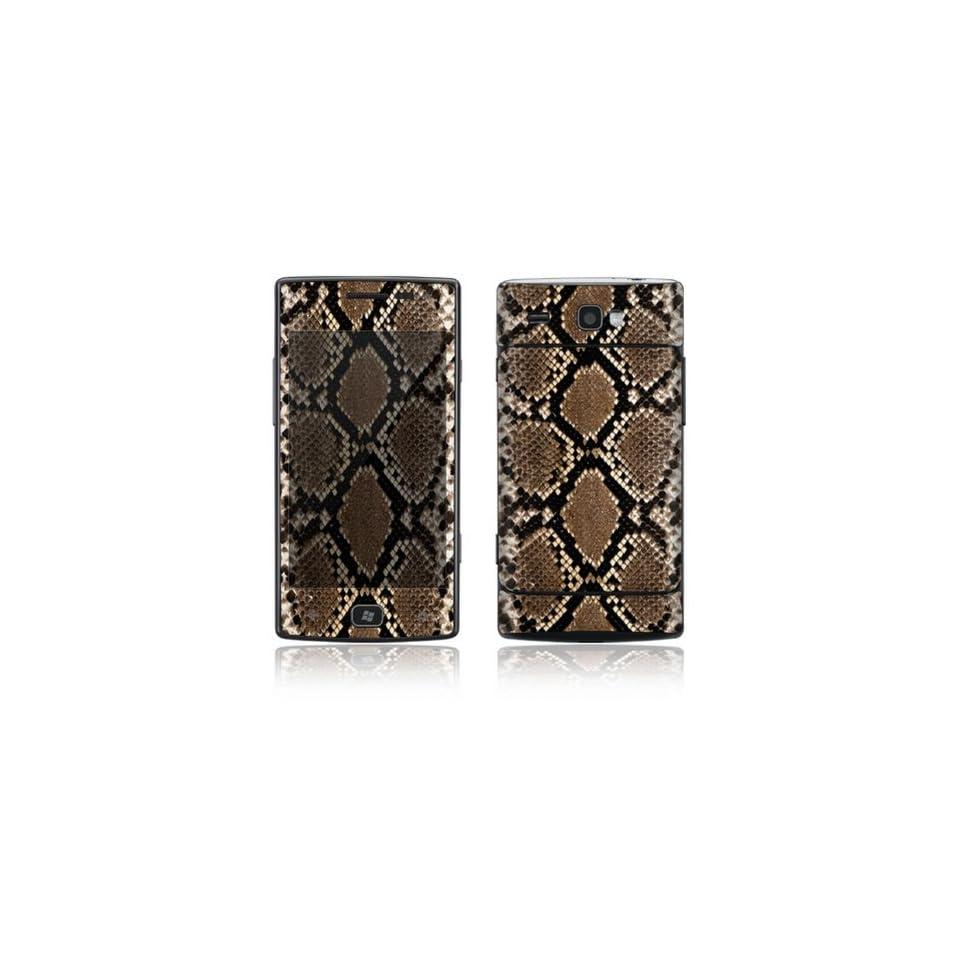 Snake Skin Decorative Skin Cover Decal Sticker for Samsung