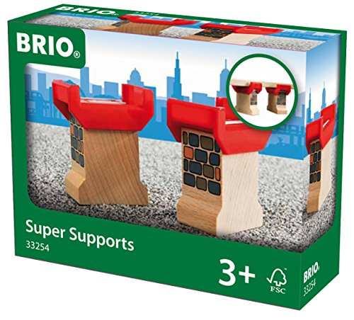 Train Elevated (BRIO Super Supports)