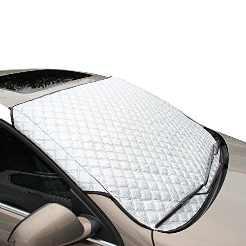 Magnetische Auto Scheibenabdeckung Frontscheiben Abdeckung Windschutzscheiben