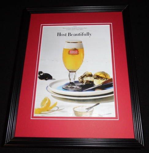 2015-stella-artois-beer-11x14-framed-original-advertisement
