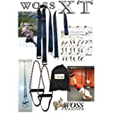 WOSS XT Suspension Trainer, Black, Made in USA.