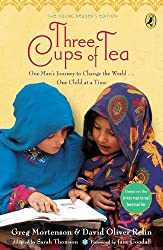 Three Cups of Tea (Young Readers Edition)