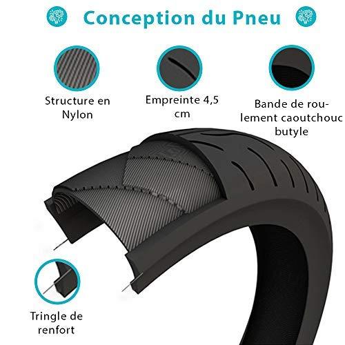 MagicBike 2 neumáticos para patinete eléctrico Xiaomi 8 1 ...