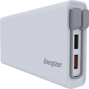 Energizer 20000mAh Cargador de Carga rápida Power Bank portátil ...