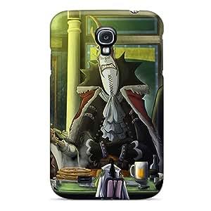 Pretty FuGtHsa6935kSWfk Galaxy S4 Case Cover/ One Piece Shichibukai Cartoons Series High Quality Case