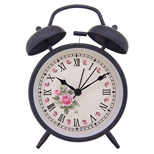 vintage bell alarm clock - 6