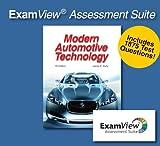 Modern Automotive Technology ExamView Assessment Suite, James E. Duffy, 1590709667