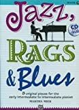 Jazz, Rags and Blues, Kim O'Reilly, 0739075292