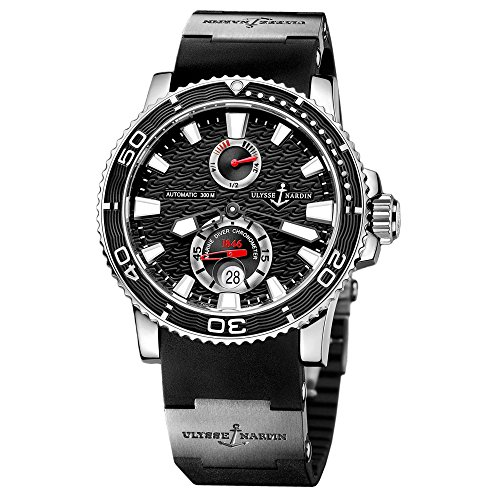 Ulysse Nardin Maxi Marine Diver Chronometer Men's Automatic Watch 263-33-3/82 (Nardin Ulysse Maxi)