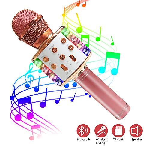 ZMLM Wireless Bluetooth Karaoke