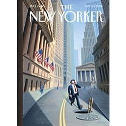 The New Yorker, September 29th, 2008 (William Finnegan, Jeffrey Toobin, John Cassidy)