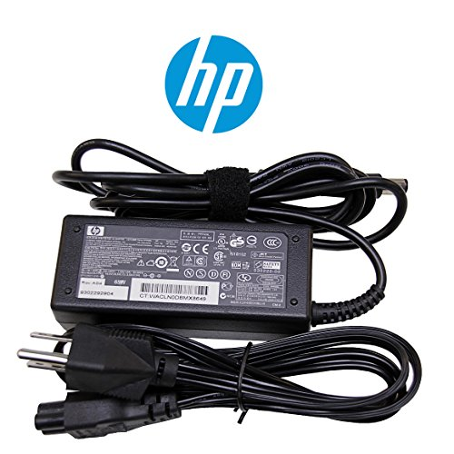 Hp 65w Adapter (HP 65W Laptop Charger AC/DC Adapter 18.5V 3.5A for HP Elitebook 8440p 8460p 2540p 2560p 2570p 2740p 2760p 6930p ; HP 2000 2000t 2000z)
