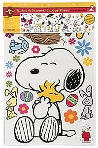 Eureka Peanuts Snoopy plantea Bulletin Board Sets