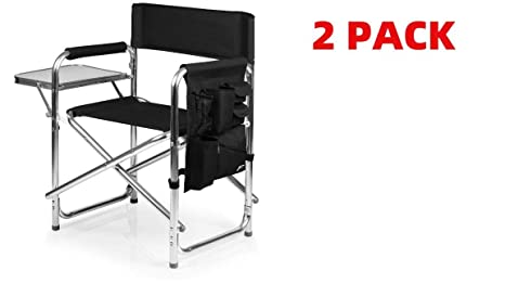 Incredible Amazon Com Oniva A Picnic Time Brand Portable Folding Inzonedesignstudio Interior Chair Design Inzonedesignstudiocom