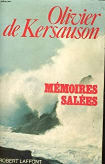 Memoires salees par Kersauson