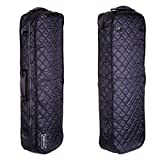 Tonareli Viola Case Cover for oblong fiberglass cases - Black