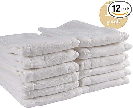 2 x pocket reusable nappies 20-35lbs WHITE 50/% discount