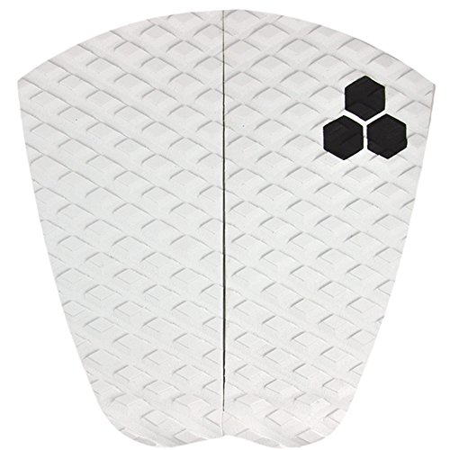 Channel Islands Surfboards Dane Reynolds Traction Pad, White, One Size