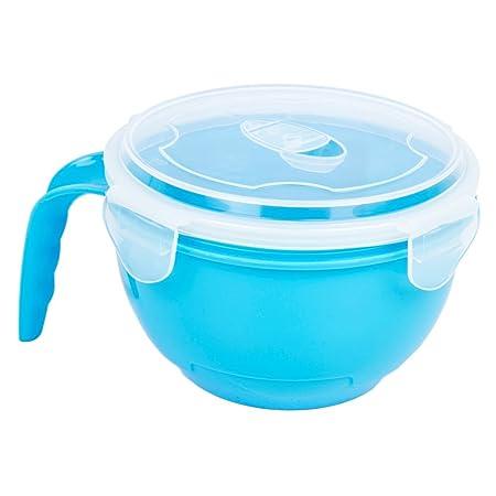 St@llion® - Cuenco para alimentos para microondas con tapa ...