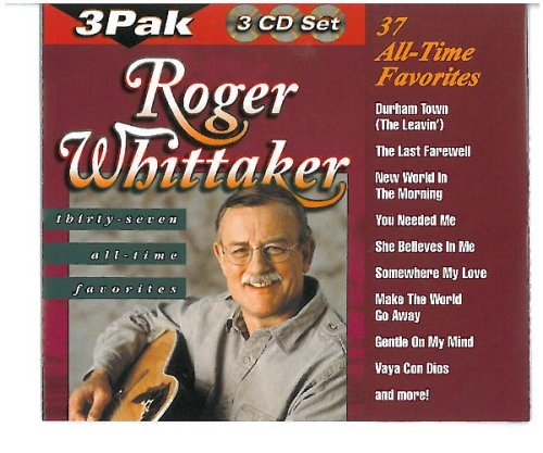 Thirty Seven All Time Greatest (The Very Best Of Roger Whittaker)