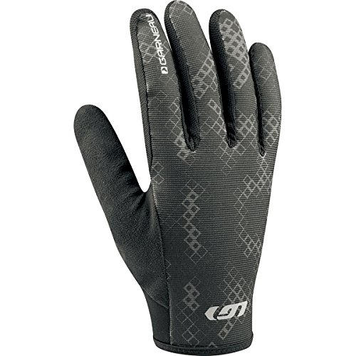Louis Garneau Keon Gloves Black/Grey, M - Men's for sale  Delivered anywhere in USA