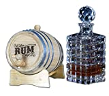 Engraved Rum Barrel (B523) (2 Liter)