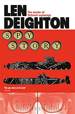 book cover of Spy Story