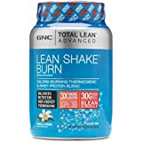 GNC Total Lean Advanced Lean Shake Burn with 30g Protein Thermogenic Formula, Vanilla Crme