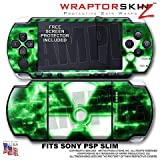 Radioactive Green WraptorSkinz Skin