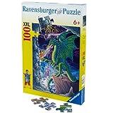 Ravensburger Dragon's Lair Puzzle (100 pc)