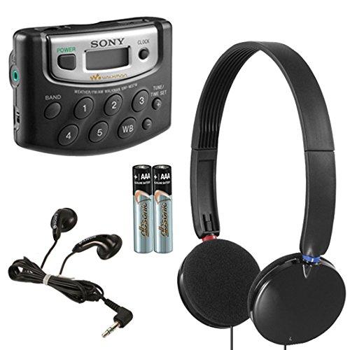Sony Beltclip Earphones Headphones Batteries product image
