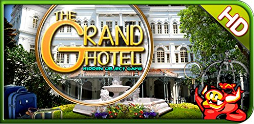 The Grand Hotel - Hidden Object Game [Download] by Big Leap Studios PVT. LTD. (Image #2)