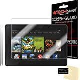 "[2 Pack] TECHGEAR® Amazon Kindle Fire HD 7"" 7.0 inch (3rd Gen/2013 Edition) MATTE / ANTI GLARE LCD Screen Protectors (NOT FOR (4th Gen) All-New Amazon Fire HD7 - Released October 2014)"