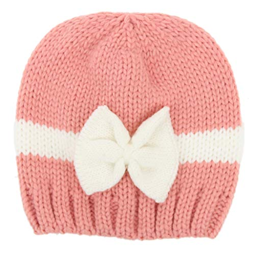 itted Hat Beanie Cap for 0-1 Year Old Photography Props ()