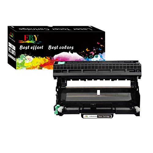 EBY New Compatible Brother DR420 DR 420 DR-420 Drum Unit Black High Yield for HL-2270DW HL-2280DW HL-2230 HL-2240 HL-2240D MFC-7860DW MFC-7360N DCP-7065DN by EBY