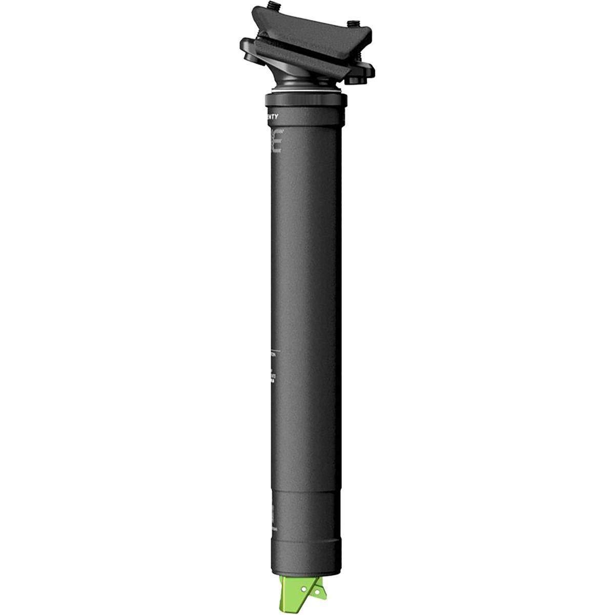 31.6x540mm//210mm Travel OneUp Components V2 Dropper Post Black