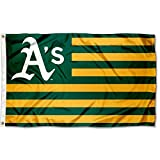 Oakland A's Nation Flag 3x5 Banner