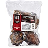 Good Lovin' Hickory Smoked Knee Bone Dog Chews, Pack of 5, 1 LBS Review