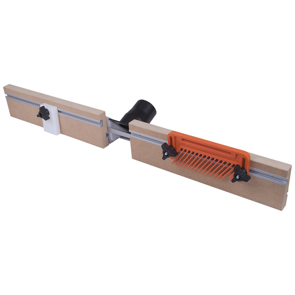 DELUXE ROUTER TABLE FENCE KIT by Peachtree Woodworking PW1072