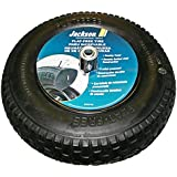 Flat Free Knobby Wheelbarrow Replacement Tire