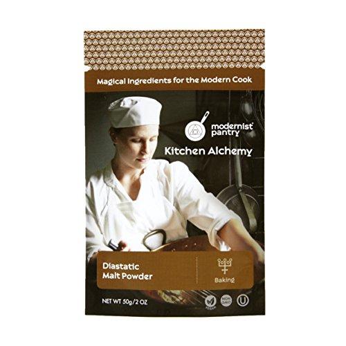 Diastatic Barley Malt Powder ☮ Vegan ✡ OU Kosher Certified - 50g/2oz