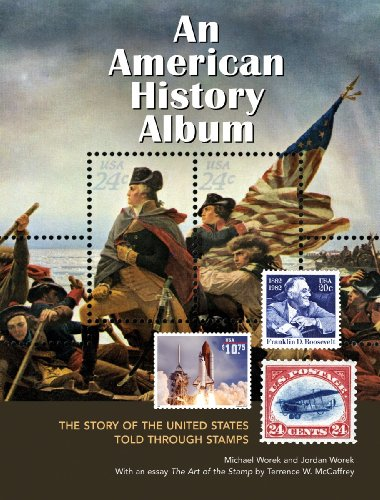 American Stamp Collectibles - An American History Album: The Story of the United States Told Through Stamps