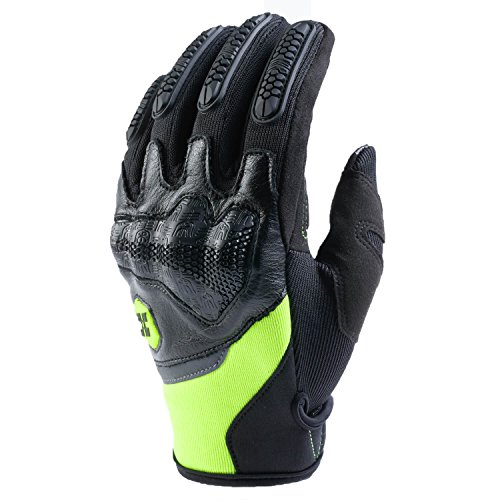 Touchscreen Cycling Gloves for Motorcycle Street and Off-road Racing Mountain Climbing Hunting Camping Hiking Gloves for Horse Riding Skateboarding Shockproof and Breathable Spandex (Green, XXL) (Road Skateboarding Off)