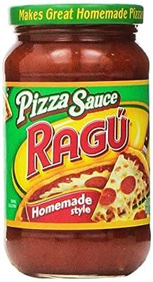 Pizza Sauce Ragu Homemade Style 14 Oz (Pack of 3)