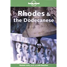 Lonely Planet Rhodes & the Dodecanese 1st Ed.: 1st Edition