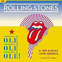 Olé Olé Olé! A Trip Across Latin America