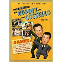 The Best Of Abbott & Costello, Vol. 1 (Buck Privates / Hold That Ghost / In The Navy / Keep 'Em Flying / One Night In The Tropics / Pardon My Sarong / Ride 'Em Cowboy / Who Done It?) [Import]