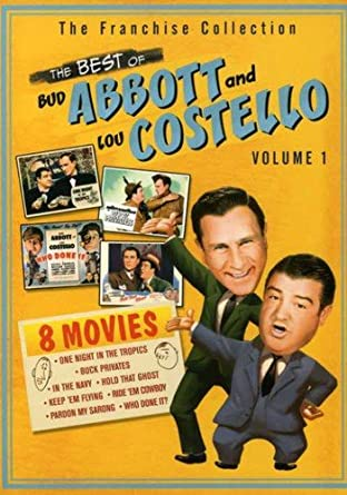 The Best Of Abbott Costello Vol 1 Buck Privates Hold That
