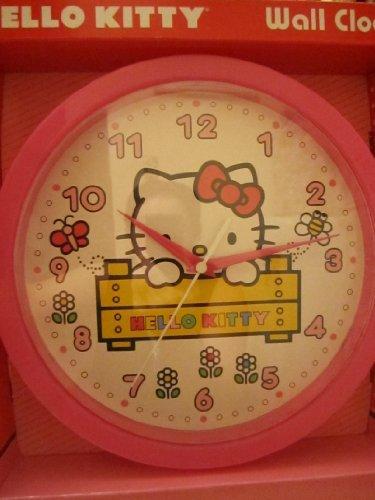Sanrio Hello Kitty Analog Wall Clock
