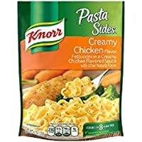 Knorr Pasta Side Dish, Creamy Chicken, 4.2 oz, Pack of 8